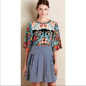 Maeve | Fourth Street Swing Mini Skirt